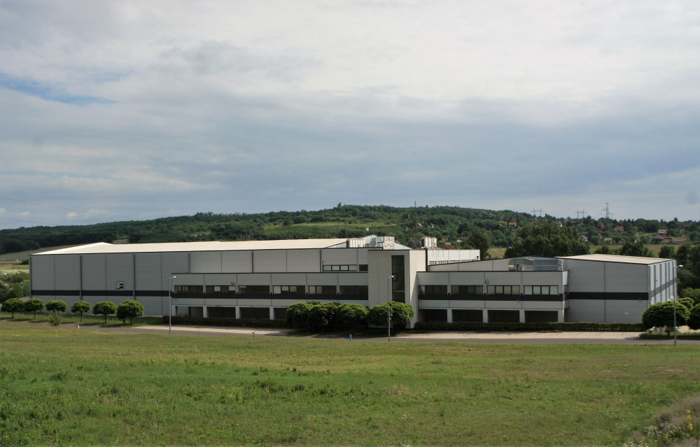 Astra Filmstúdió építése 4500 m2 stúdió, 2500 m2 iroda