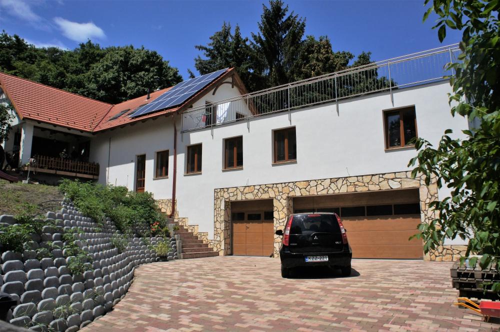 Családi ház építés 160 m2
